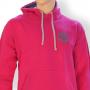 Kapuzenpulli-pink
