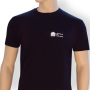 T-Shirt-schwarz