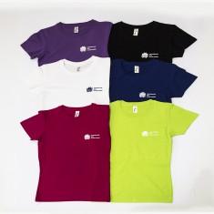 TShirt-Frauen Farben