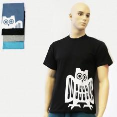 Männer_T-Shirts große Eule_06_17